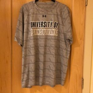UA heat gear shirt